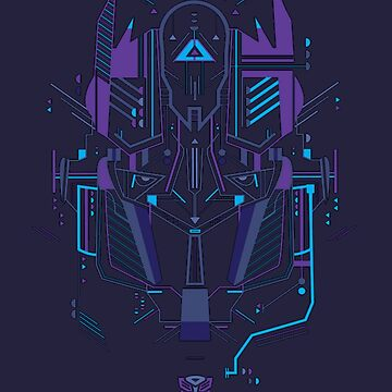 Optimus Prime Profile by Dyzce