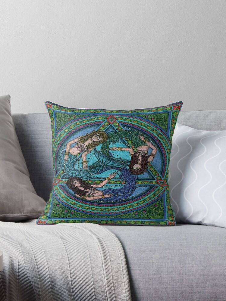The Three Mermaids by CherrieB