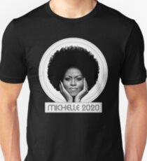 Michelle 2020 (Updated) Slim Fit T-Shirt