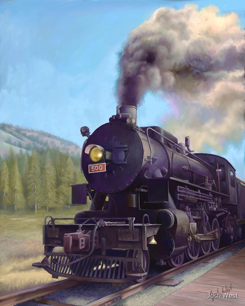 Engine #500 by Josh West