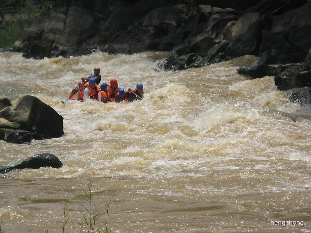 rafting by hengchong