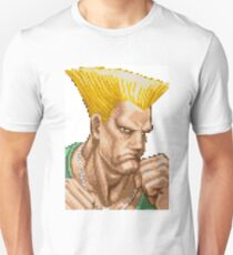 Super Street Fighter II - Guile T-Shirt