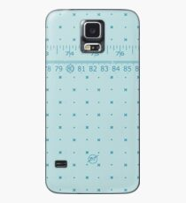 The Measuring Tape Case/Skin for Samsung Galaxy