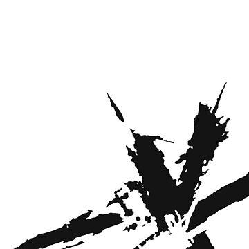 Explosive Black & White design by DrQuarzZz
