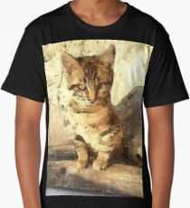 All Cats Are Black In The Dark Long T-Shirt