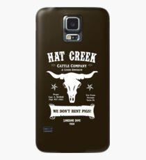 Hat Creek Cattle Company - Loneome Dove Coque et skin Samsung Galaxy