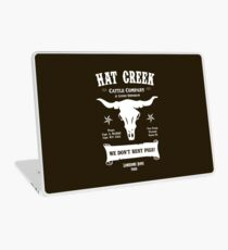 Hat Creek Cattle Company - Lonesome Dove Laptop Skin