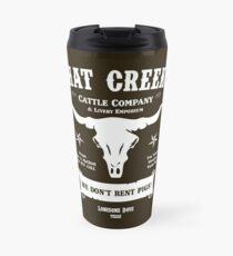 Hat Creek Cattle Company - Lonesome Dove Travel Mug