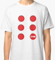 Dot Com : New technologies Classic T-Shirt