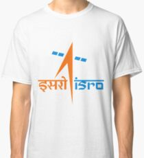 Indian Space Research Organisation Classic T-Shirt