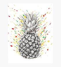 Ananas  Photographic Print