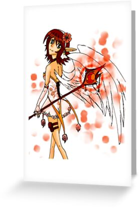 Elf Angel by AriusChambers