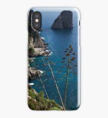 The Mediterranean Magic of Capri  iPhone Case