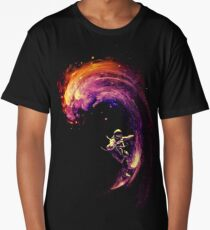 Night Surfer Long T-Shirt