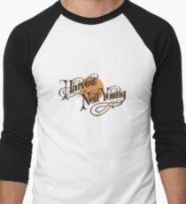 Camiseta ¾ estilo béisbol Cosecha de Neil Young