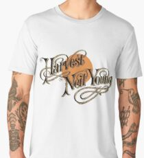 Neil Young Harvest Men's Premium T-Shirt