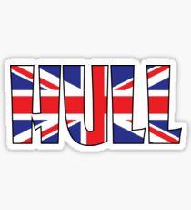 Hull Sticker