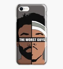The Worst Guys iPhone Case/Skin