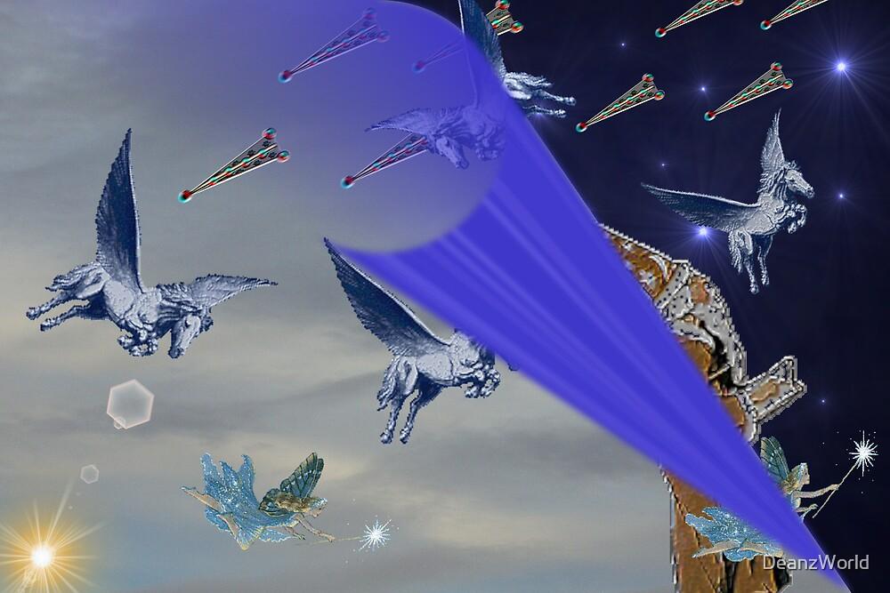 Interdimensional by Dean Warwick