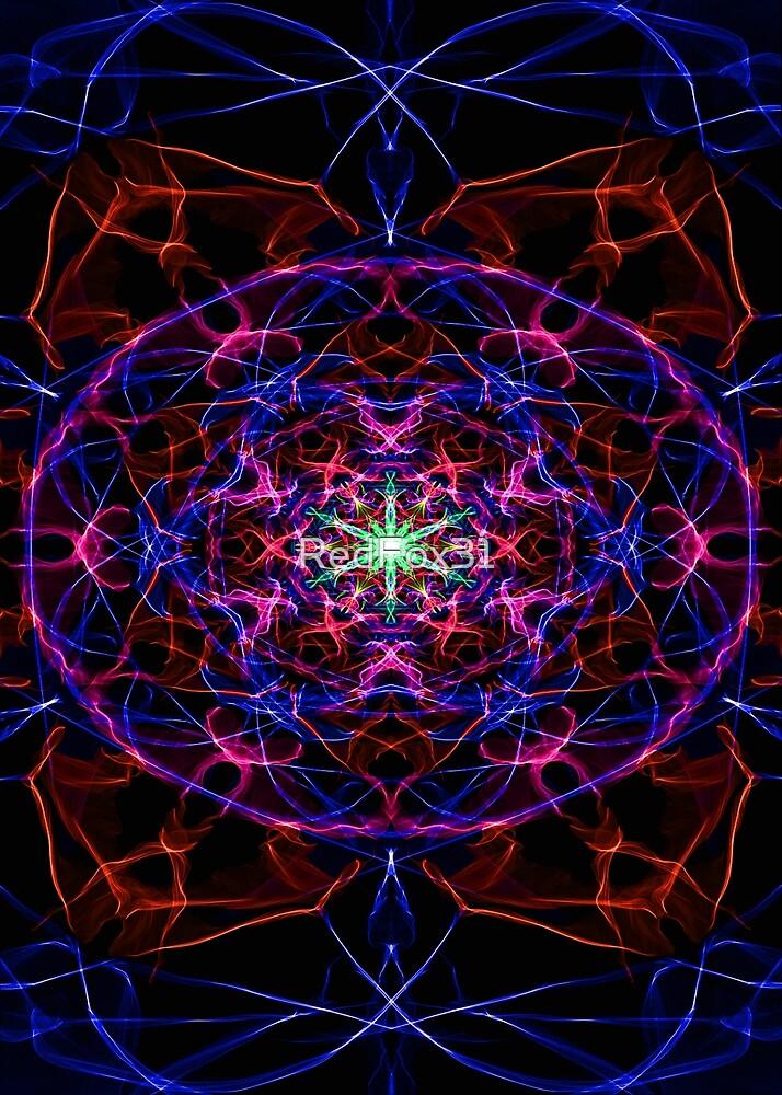 Algorithm Art #13 by RedFox31