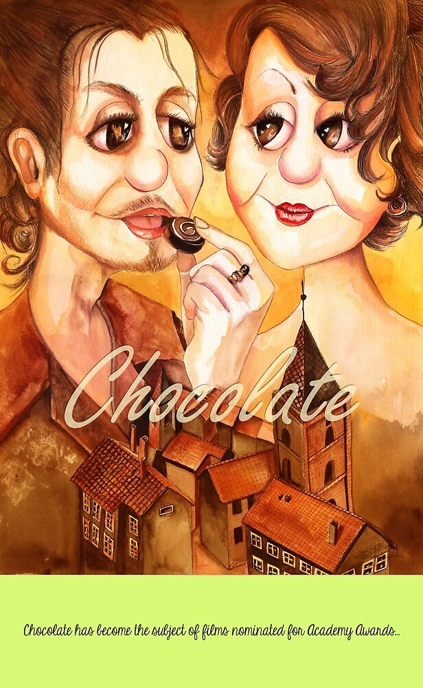 9-Chocolate by IsabelSalvador