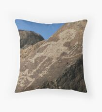 Petroplyph National Monument; Albuquerque  NM Throw Pillow