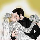 CaptainSwan Wedding by CapnMarshmallow
