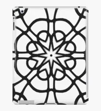 Monochrome One iPad Case/Skin