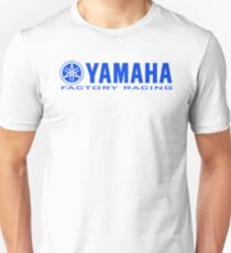 yamaha racing Unisex T-Shirt