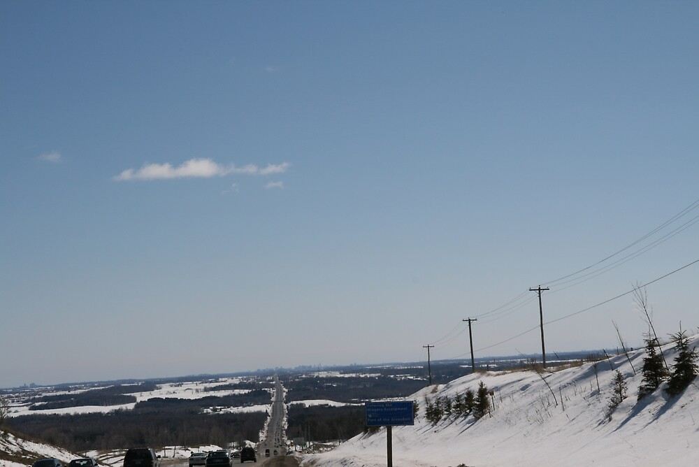 top of Hills Caledon by eddyf246