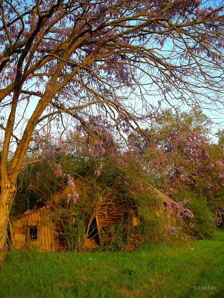 Roadside Barn by jstoeber