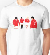 Manchester United Number 7 Legends Unisex T-Shirt