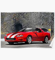 1999 Chevrolet Camaro SS I Poster