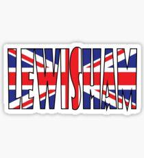 Lewisham Sticker