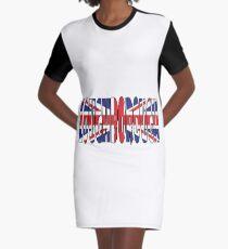 Loughborough Graphic T-Shirt Dress