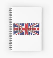Loughborough Spiral Notebook