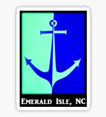 EI Anchor Sticker