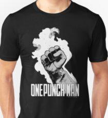One Punch Man (Black & White) T-Shirt