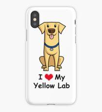 Lab iPhone Case/Skin