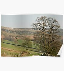 Welcome to Farndale Poster