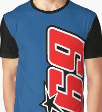 Nicky Hayden 69 Graphic T-Shirt