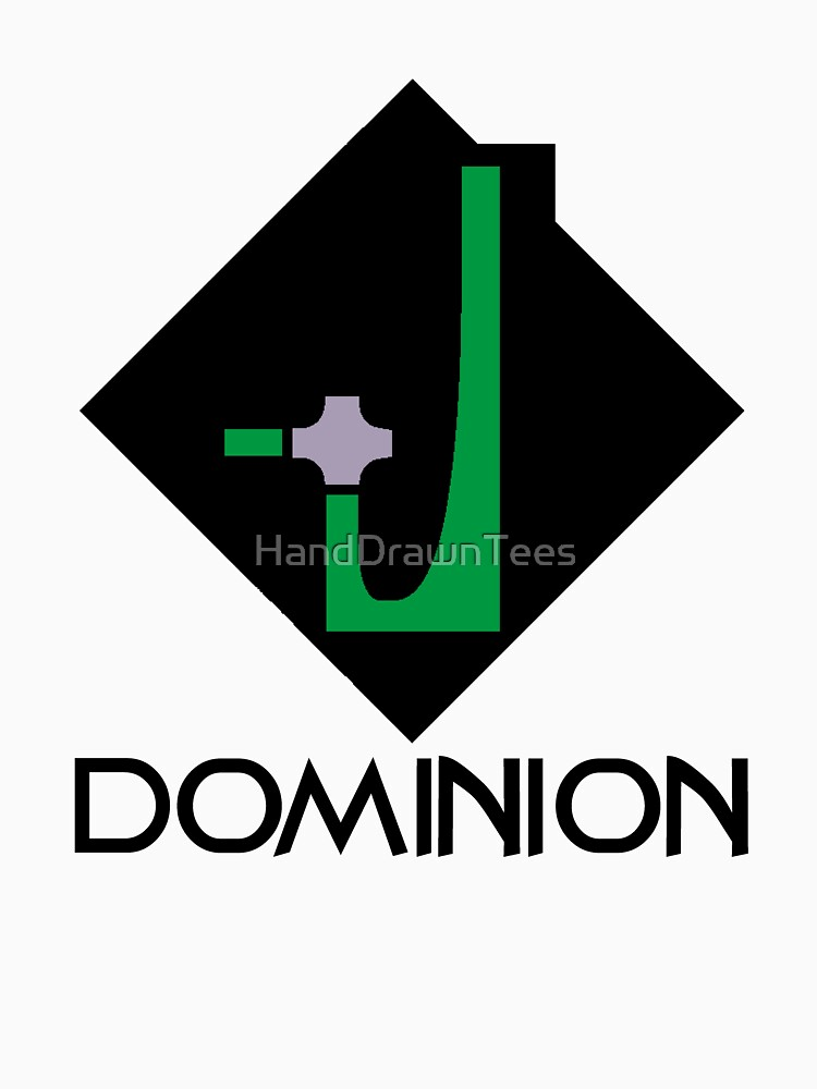 Dominion by HandDrawnTees