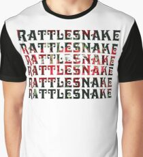 RATTLESNAKE RATTLESNAKE RATTLESNAKE King Gizzard And The Lizard Wizard Graphic T-Shirt