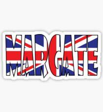 Margate Sticker