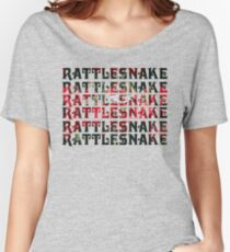 RATTLESNAKE RATTLESNAKE RATTLESNAKE King Gizzard And The Lizard Wizard Women's Relaxed Fit T-Shirt
