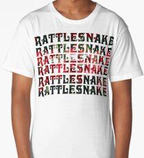 RATTLESNAKE RATTLESNAKE RATTLESNAKE King Gizzard And The Lizard Wizard Long T-Shirt