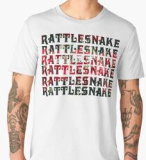RATTLESNAKE RATTLESNAKE RATTLESNAKE King Gizzard And The Lizard Wizard Men's Premium T-Shirt