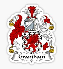 Grantham  Sticker