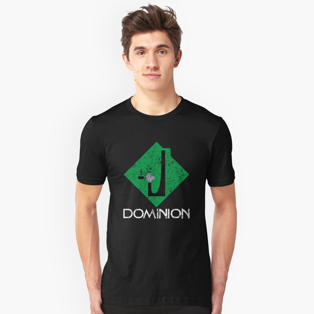 Dominion Unisex T-Shirt Front