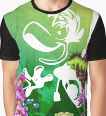 [PLATFORM GAMES!] Rayman - Dream Forest Graphic T-Shirt